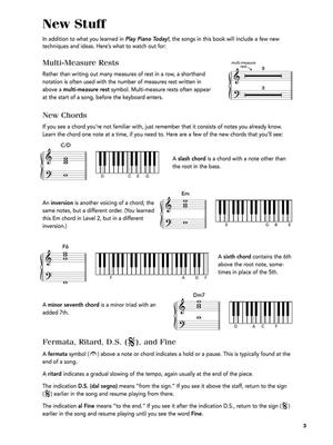 Play Piano Today! Songbook: Piano