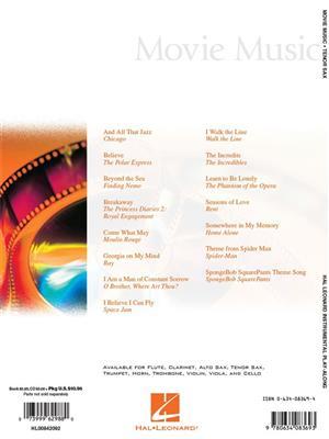 Movie Music - Tenor Saxophone: Tenor Saxophone