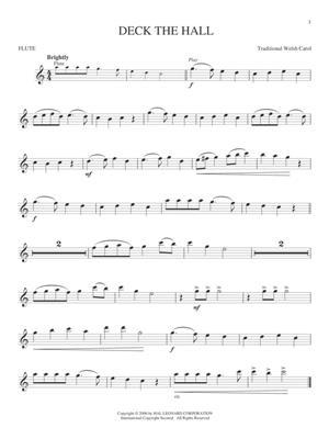 Christmas Carols - Flute: Flute