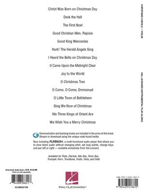 Christmas Carols - Violin: Violin