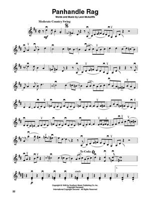 Bluegrass: Violin