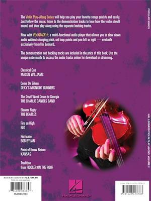 Popular Songs : Violin