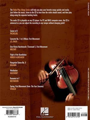 Classical: Violin