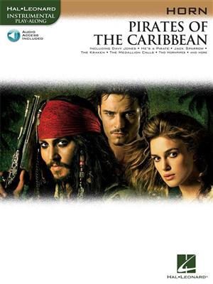 Klaus Badelt: Pirates of the Caribbean - Horn in F: French Horn