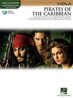 Klaus Badelt: Pirates of the Caribbean - Viola: Viola