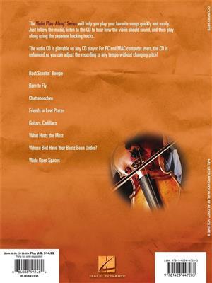 Country Hits: Violin
