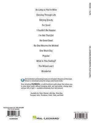Stephen Schwartz: Wicked - Flute: Flute