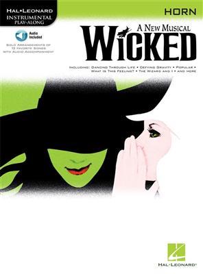Stephen Schwartz: Wicked - Horn in F: French Horn