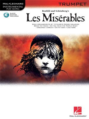 Alain Boublil: Les Miserables - Trumpet: Trumpet, Cornet or Flugelhorn