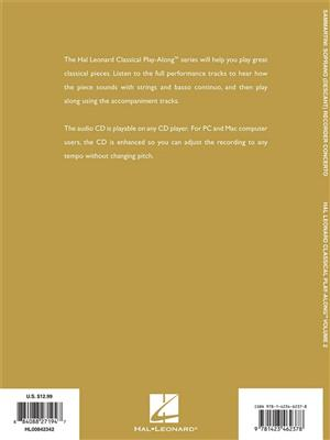 Giuseppe Sammartini: Descant (Soprano) Recorder Concerto in F Major: Descant Recorder