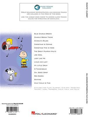 Vince Guaraldi: Peanuts - Clarinet: Clarinet