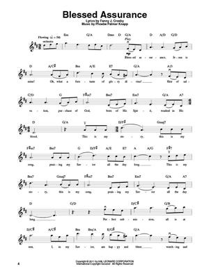 Fiddle Hymns: Violin