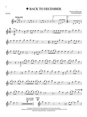 Taylor Swift: Taylor Swift - Flute: Flute
