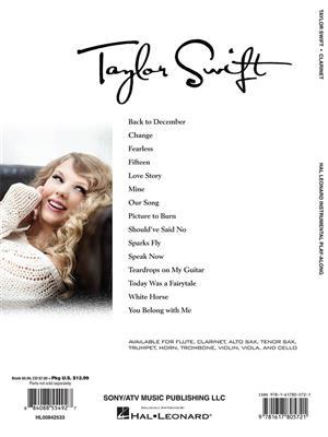 Taylor Swift: Taylor Swift - Clarinet: Clarinet