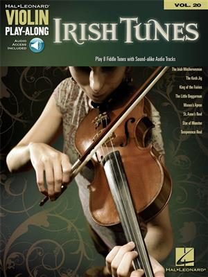 Irish Tunes: Violin Solo