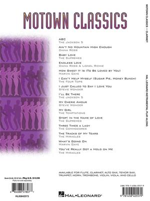 Motown Classics - Clarinet: Clarinet