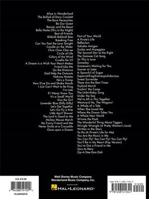 The Big Book of Disney Songs (Tenor Sax): Saxophone