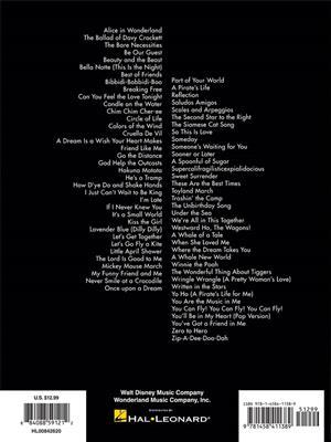 The Big Book of Disney Songs (Violin): Violin