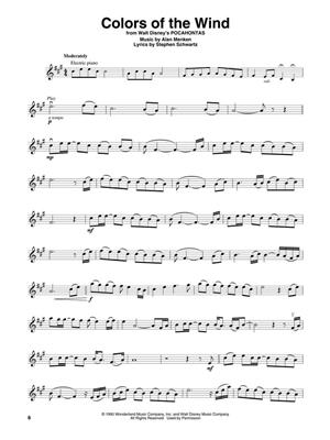Disney Favorites: Violin