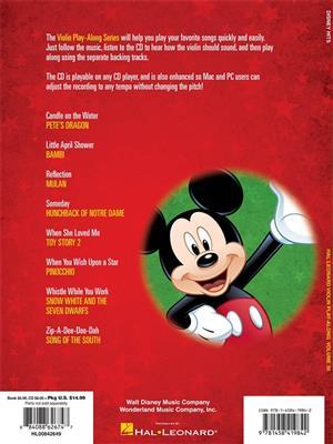 Disney Hits: Violin