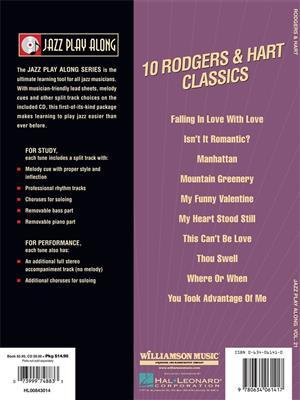 Lorenz Hart: Rodgers & Hart Classics: Any Instrument