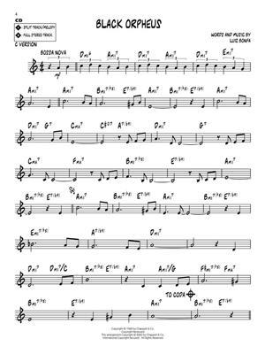 Bossa Nova - 10 Latin Jazz Favorites: Any Instrument