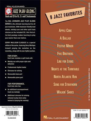 Gerry Mulligan: Gerry Mulligan Classics: Jazz Ensemble