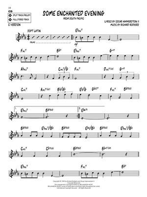 Classic Jazz Ballads: Any Instrument