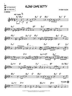 Benny Golson: Benny Golson: C/ B-Flat/E-Flat and Bass Instruments