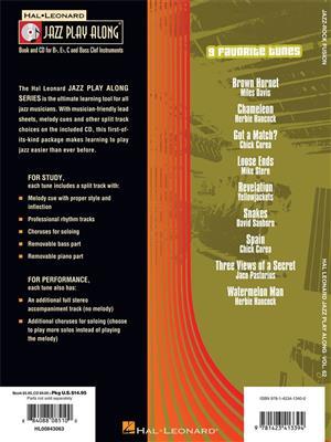 Jazz-Rock Fusion: Any Instrument
