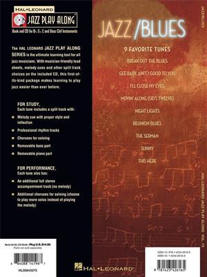 Jazz/Blues: Any Instrument