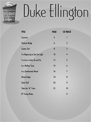 Duke Ellington: Duke Ellington - Drums: Drums