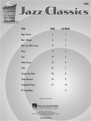 Jazz Classics – Piano: Arr. (Mark Taylor): Piano
