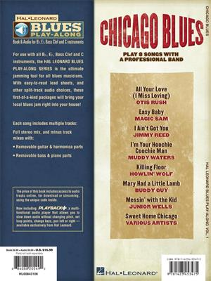 Chicago Blues: Any Instrument