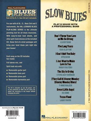 Slow Blues: Any Instrument