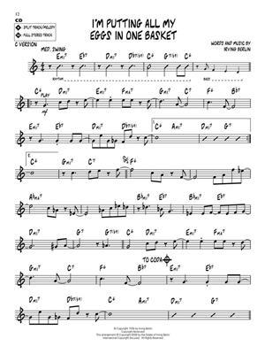 Irving Berlin: Irving Berlin Favorites: Any Instrument