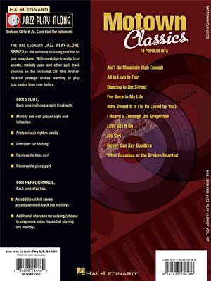 Motown Classics : Any Instrument
