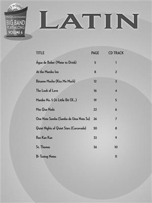 Latin – Piano: Piano