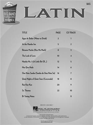 Latin - Bass Guitar: Bass Guitar