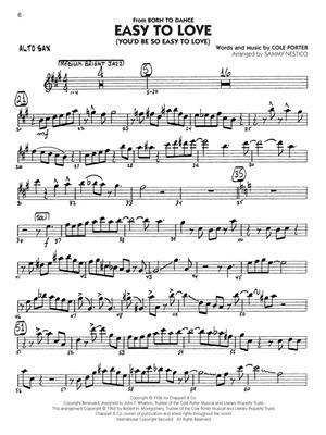 Standards: Big Band Play-Along Volume 7: Alto Saxophone