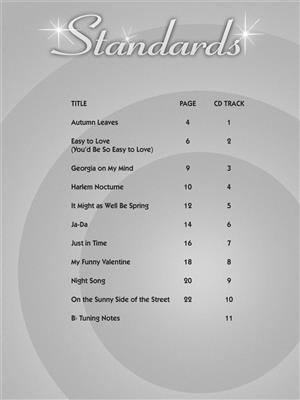 Standards: Big Band Play-Along Volume 7: Trombone