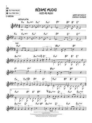Latin Jazz Standards: Any Instrument
