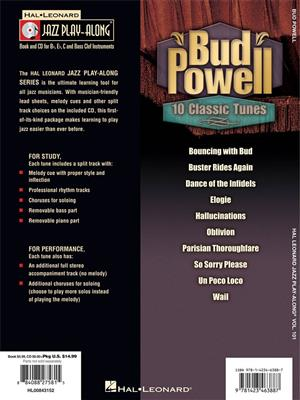 Bud Powell: Bud Powell: Any Instrument