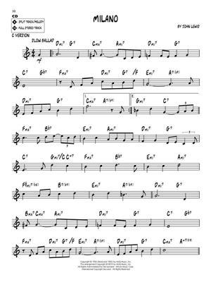 Modern Jazz Quartet: Modern Jazz Quartet Favorites: C/ B-Flat/E-Flat and Bass Instruments