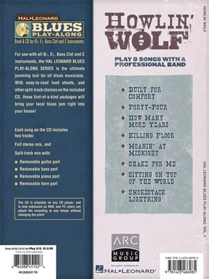 Howlin' Wolf: Howlin' Wolf: Any Instrument