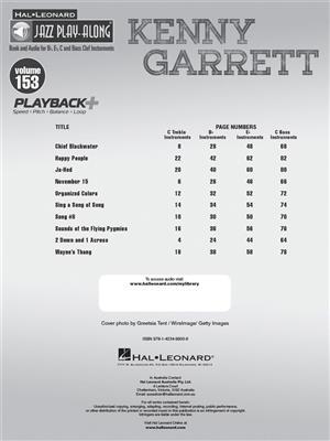 Kenny Garrett: Any Instrument