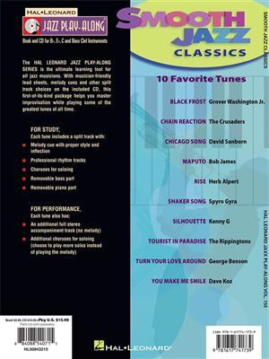 Smooth Jazz Classics: Any Instrument