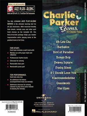 Charlie Parker: Charlie Parker Gems : Any Instrument