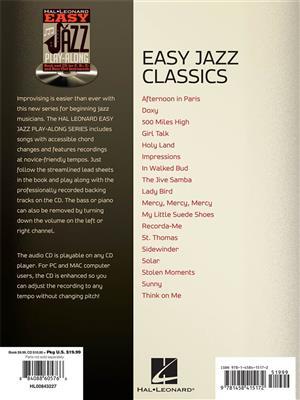 Easy Jazz Classics: Any Instrument