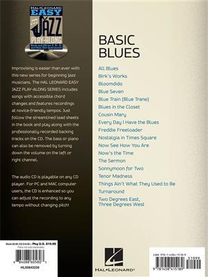 Basic Blues: Any Instrument